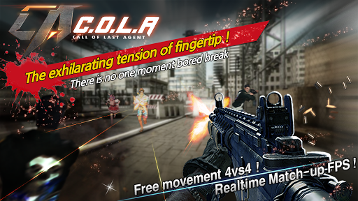 Call Of Last Agent (COLA)-FPS