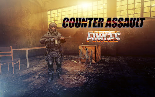Counter Assault Forces