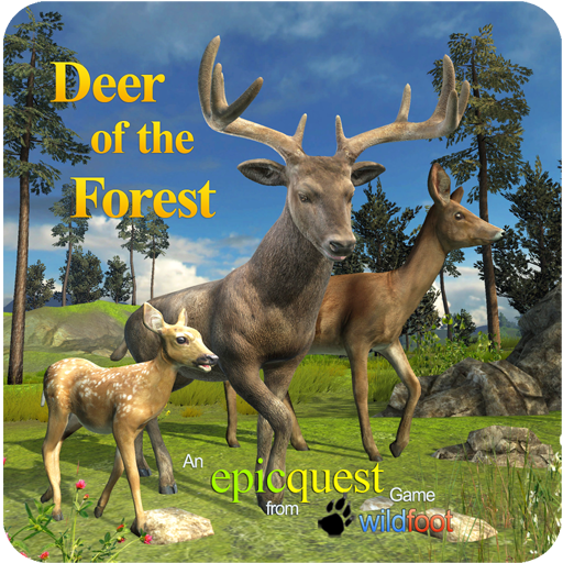 Deer of the Forest
