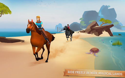 Horse Adventure: Tale of Etria (Unreleased)
