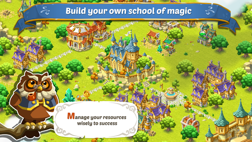 Schools of Magic