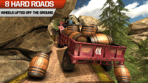 Truck Driver 3D: Offroad