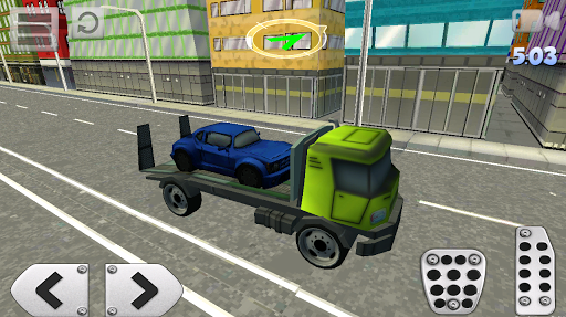 Truck Simulator Recovery Truck
