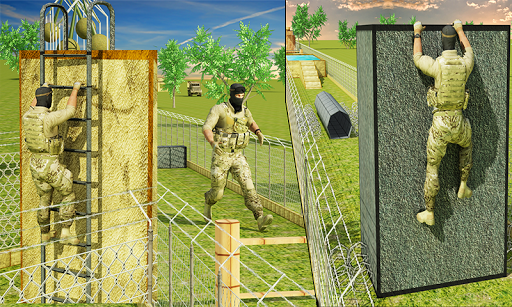 US Army Training Mission Game