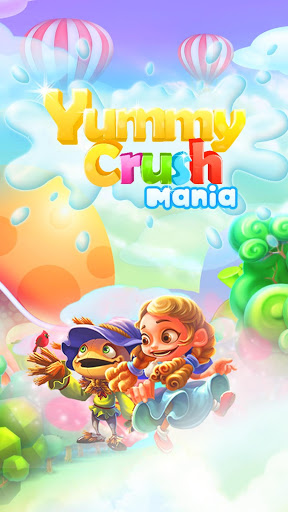 Yummy Crush Mania - Cookie Jam