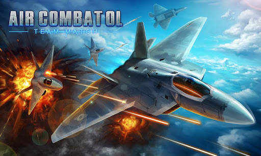Air Combat OL: Team Match