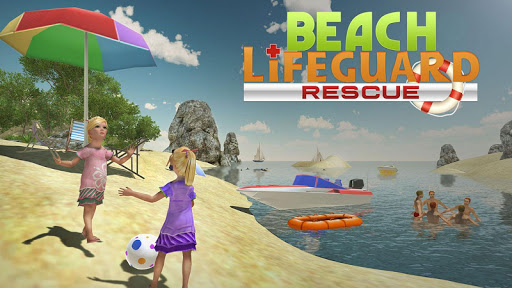 Beach Rescue Lifeguard Team