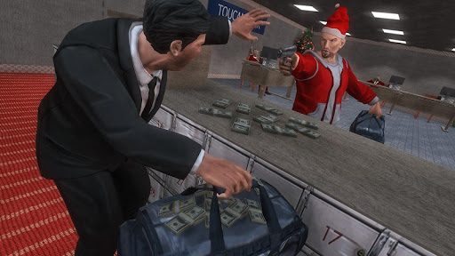 Christmas Robbery Grand Escape