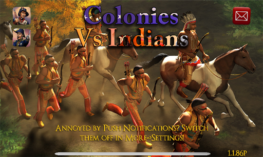 Colonies vs Indians