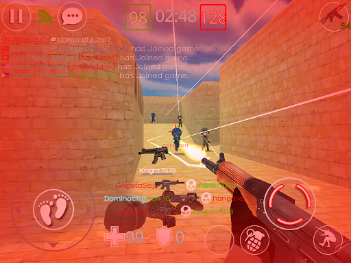 Critical Strikers Online FPS