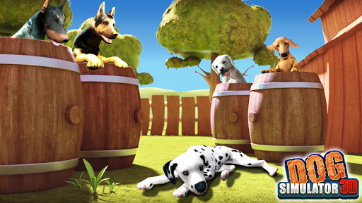 Dog Simulator 3D Games