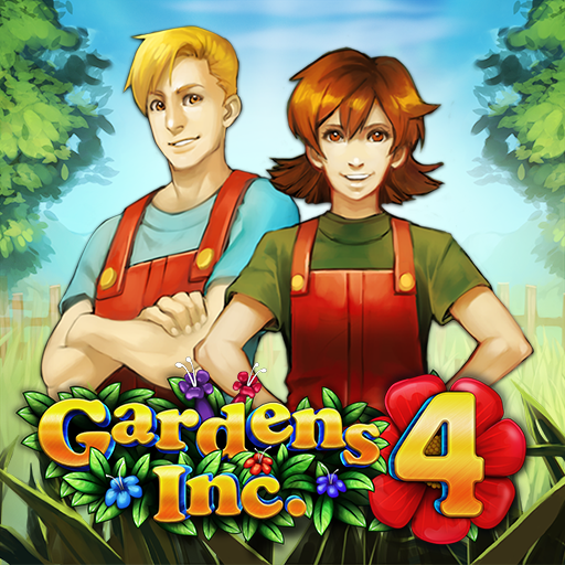Gardens Inc 4 - Blooming Stars