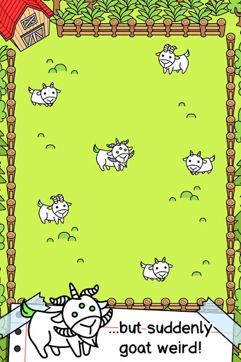 Goat Evolution - Clicker Game