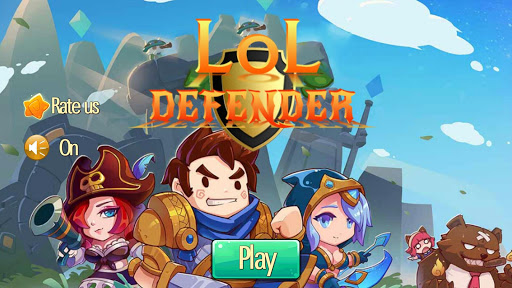 League of Hero Defenders