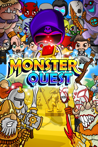 Monster Quest -Evolve Monsters