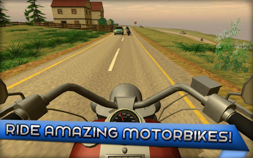Motorcycle Driving 3D