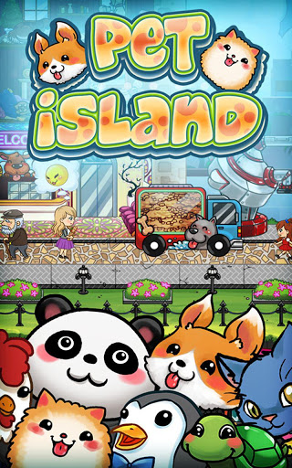 Pet Island – Build Breed Grow