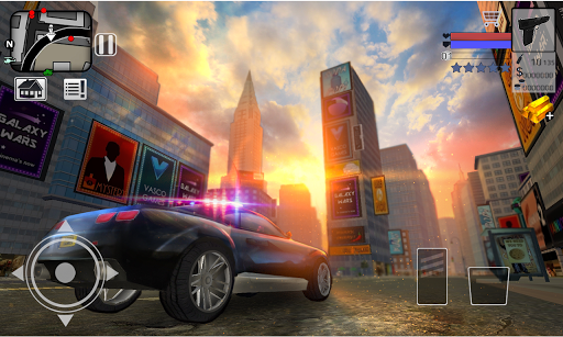 Police vs Gangster New York 3D