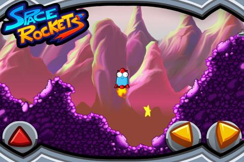 Space Rockets - Fun Adventure