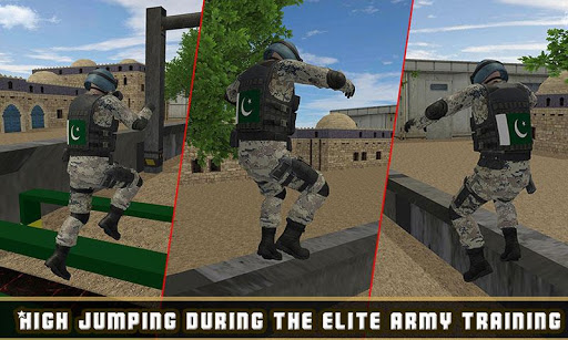 Superpowers Army Training Game