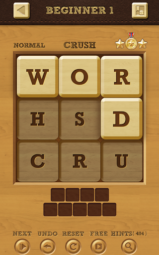 Words Crush: Hidden Words!