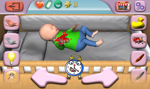 Alima's Baby (Virtual Pet)