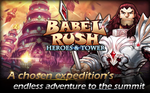Babel Rush: Heroes & Tower