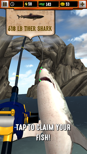 Big Sport Fishing 2017 v1.0.12 (Mod Apk Money)