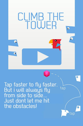 Bird Climb v1.0.19 Mod Apk (Unlmited Diamonds)