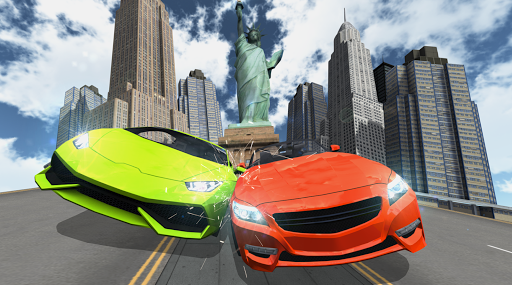 Car Driving Simulator: NY