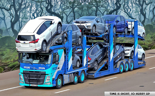 Car Transport Euro Truck