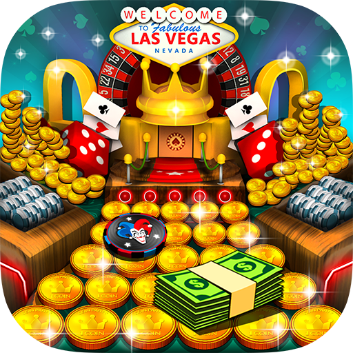 Casino Vegas Coin Party Dozer