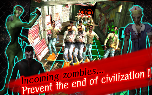 Catastrophic Zombies! (Puzzle)