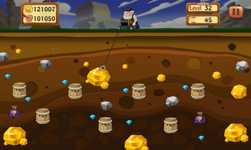 Classic Gold Miner