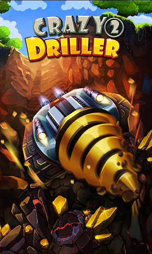 Crazy Driller: Fury