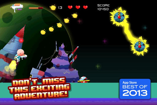 DOT – Space Hero v1.03 Mod Apk Money