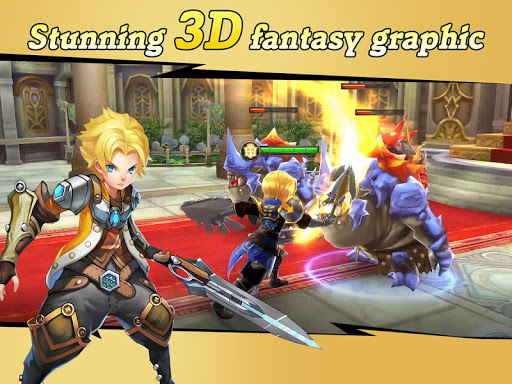 Final Clash -3D FANTASY MMORPG