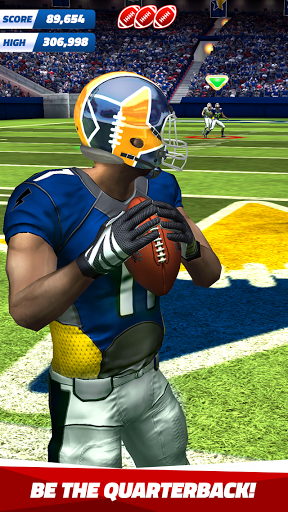 Flick Quarterback 17 v2.3 Mod Apk Money