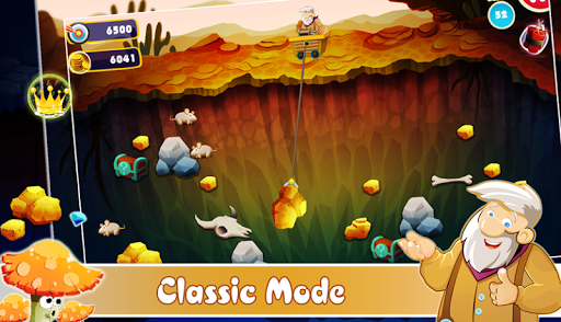 Gold Miner - Mine Quest