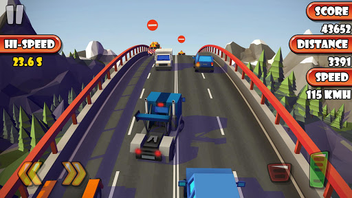 Highway Traffic Racer Planet v1.0.1 Mod Apk