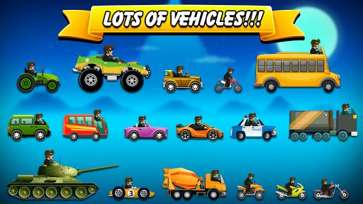 Hill Racing: mountain climb v3.35 Mod Apk