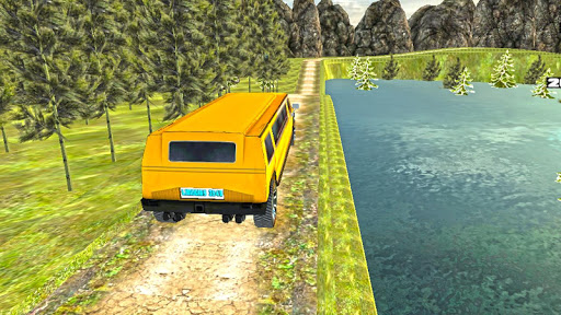 Limo Offroad Tourist Drive