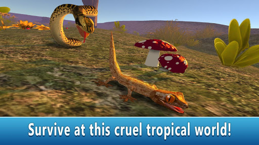 Lizard Simulator 3D