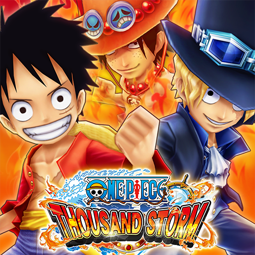 ONE PIECE THOUSAND STORM EN