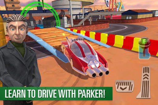 Parker's Driving Challenge v1.0 (Mod Apk Money)