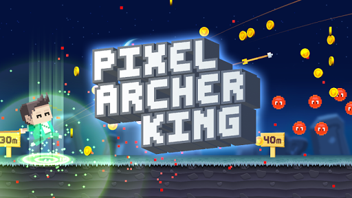 Pixel Archer King