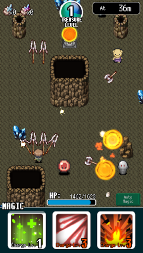 Pixel Dungeon Hero