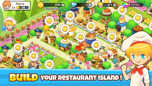Restaurant Paradise: Sim Game (Unreleased)