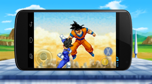 Saiyan Goku Fight Boy