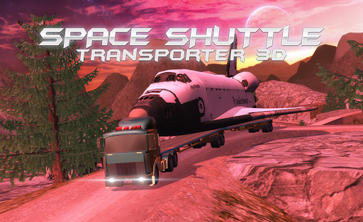 Space Shuttle Transporter 3D